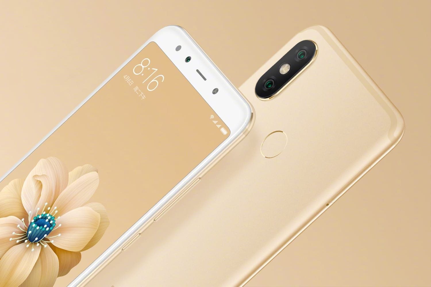 Xiaomi Redmi S2 3 32gb Gold 6